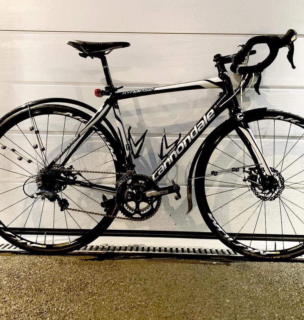 Cannondale Synaspe Winter Bike