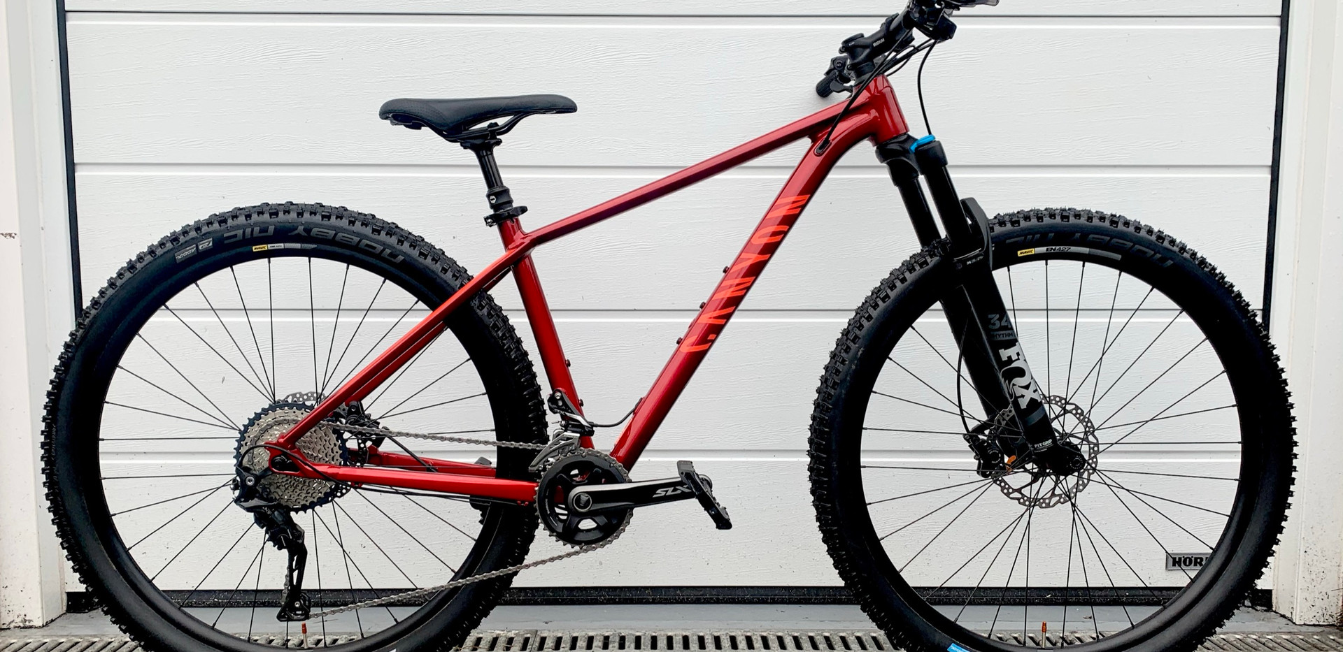 Canyon SL MTB