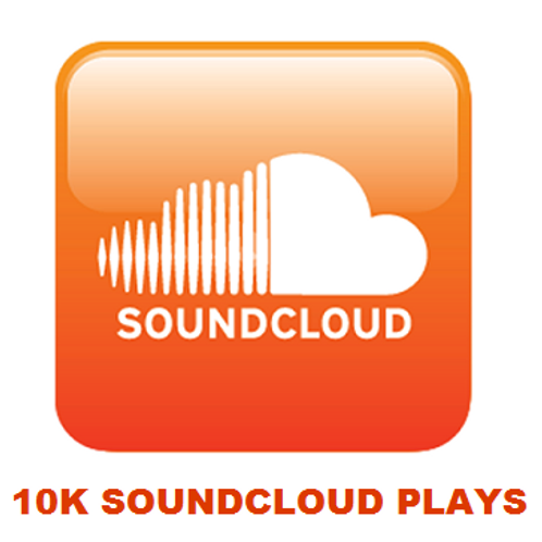 10000 USA Soundcloud plays
