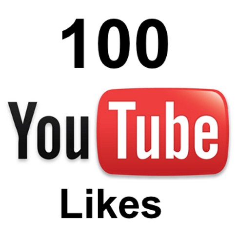 100 HQ Youtube likes
