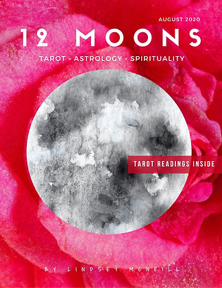 12 Moons August 2020