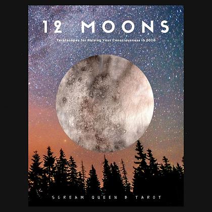 12 Moons February 2020