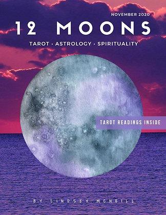 12 Moons: November 2020