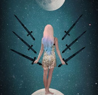 6 of Swords: Passage From Pain