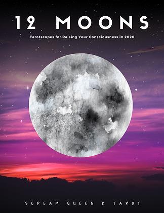 12 Moons: January 2020