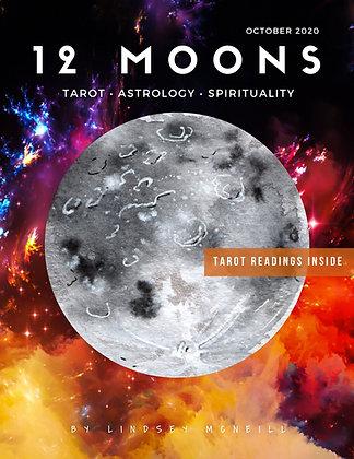 12 Moons: October 2020