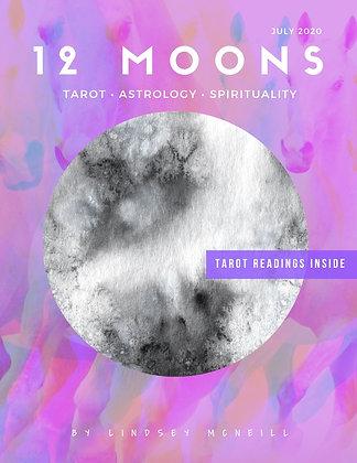 12 Moons July 2020