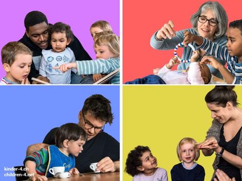 L'apprentissage chez les enfants de moins de 4 ans : nouvelles vidéos sur la pandémie de COVID-19
