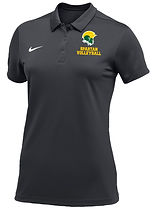 Ladies Nike polo - NK908414 Grey.jpg
