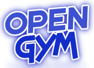 OPEN GYM - Nov 19, 16 & 28