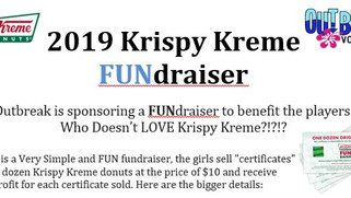 First 2019 Club Wide Fundraiser