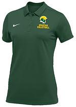 Ladies Nike polo - NK908414 Green.jpg