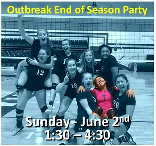 Don't Miss the End Of Season Party!