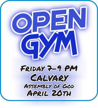 Open Gym Tonight