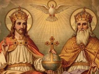 Trinitarian musings...