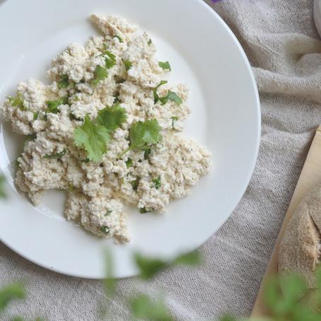 5-minute Tofu Ricotta