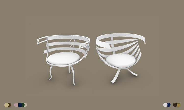 3D Ideation Sketches - Concept 2