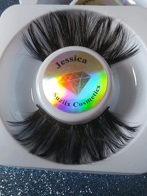 Jessica 25mm lashes