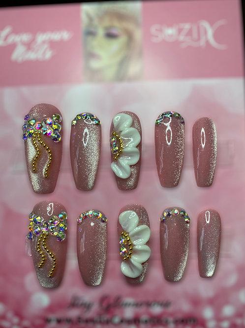 Pretty Pink Sparkles