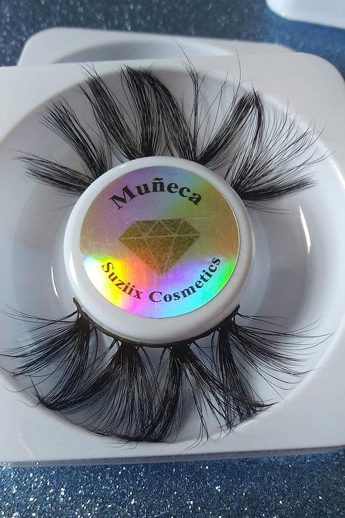 muneca 25mm lashes