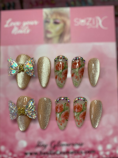 Glam Butterfly