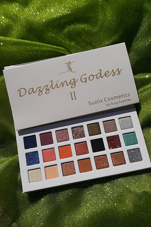 Dazzling Godess 2 Eye Shadow Palette