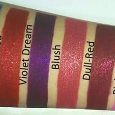 Glitter Flip Lip Collection