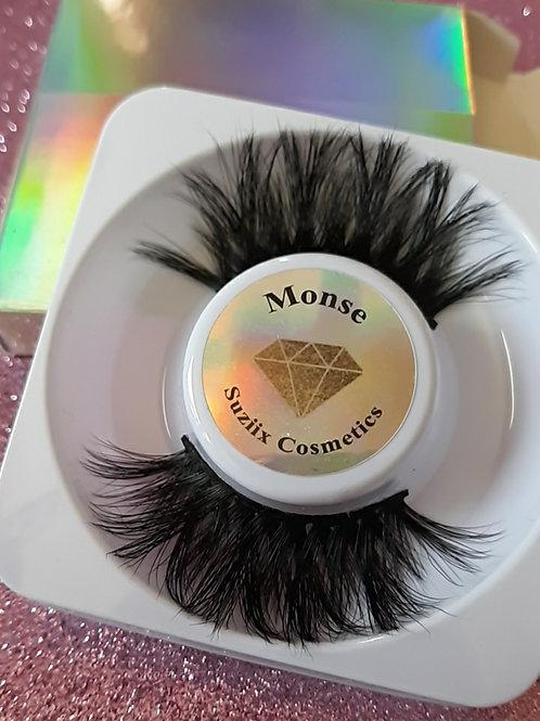 Monse 25mm lashes