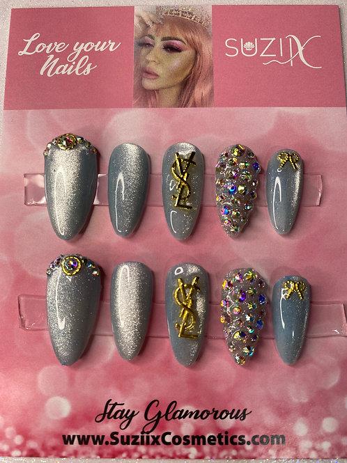 Blink Inspired Nails