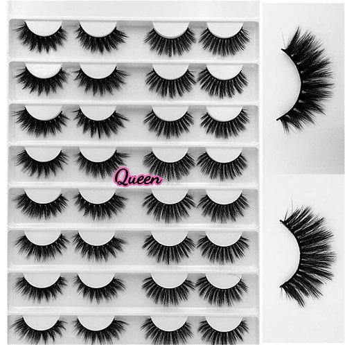"""""""Queen"""" 16 pair Lash set"""