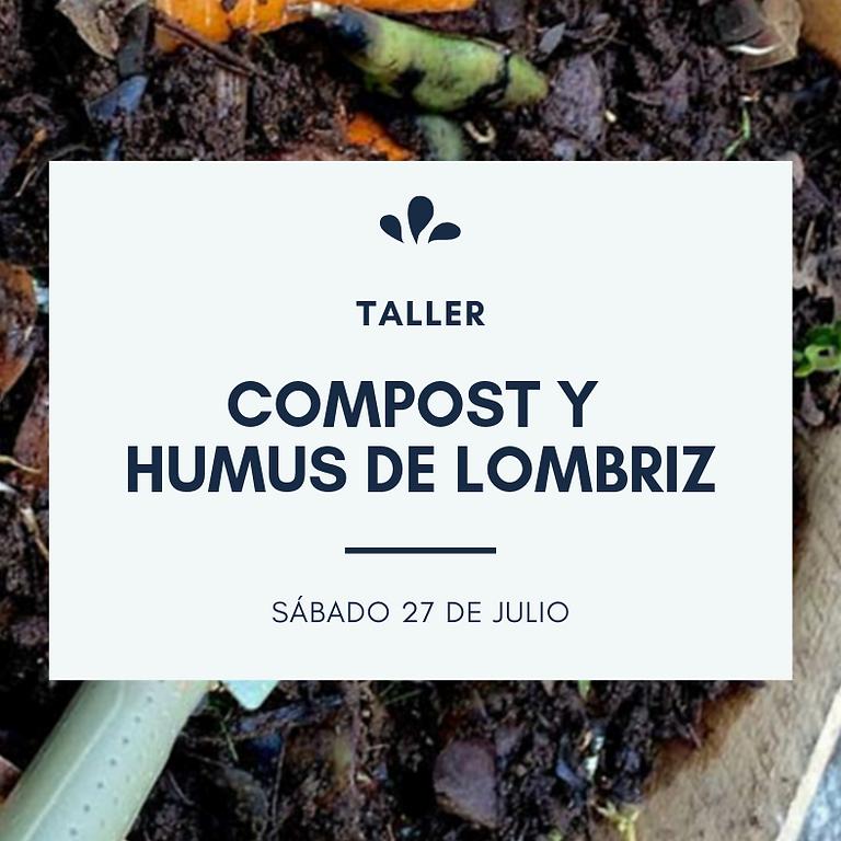 Taller: compost y humus de lombriz