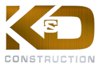 K&D Construction Logo
