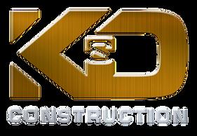 K&D Construction Logo