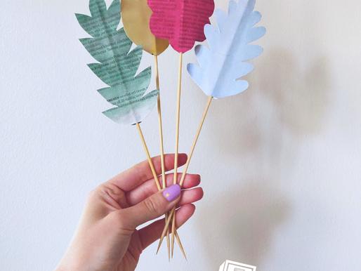 DIY: Kesäistä kukkaloistoa kotiisi!