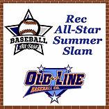 July 4 Rec Baseball All Star Tournament
