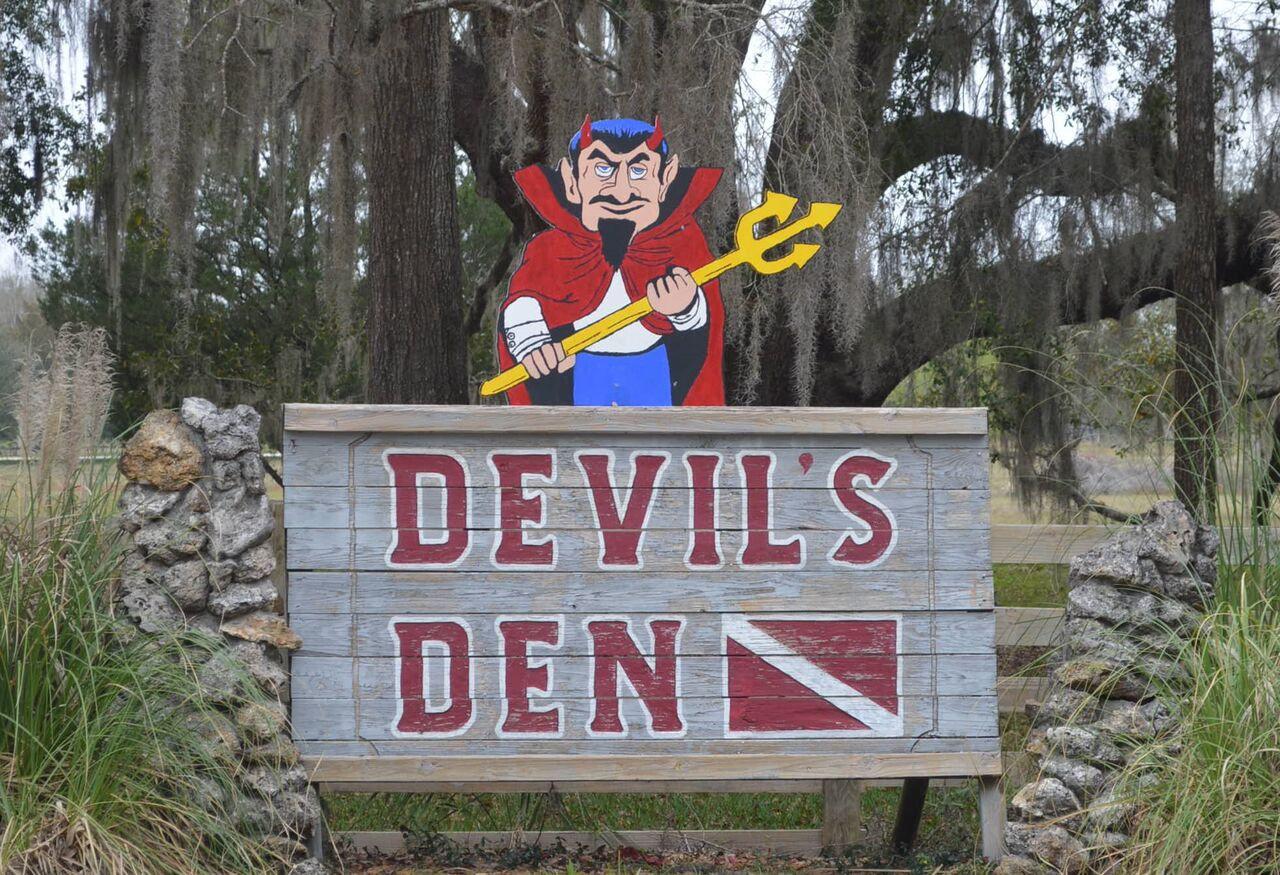 Devils Den Try Scuba Experience -Morning