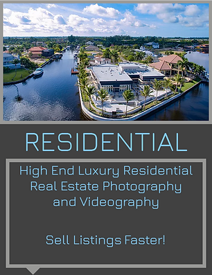 Residential High End Luxury Photography & Videography