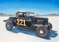 Rod Hadfield Roadster