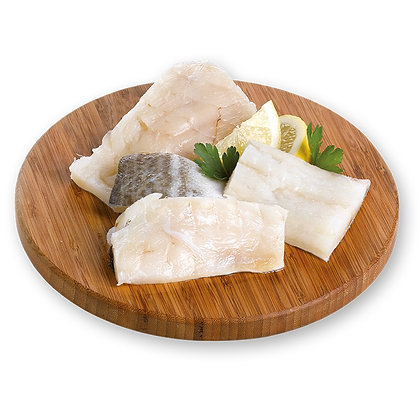 Lomitos de Bacalao (al Punto de Sal) (850 g)