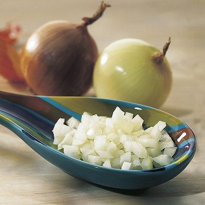 Cebolla Limpia y Troceada (1 kg)