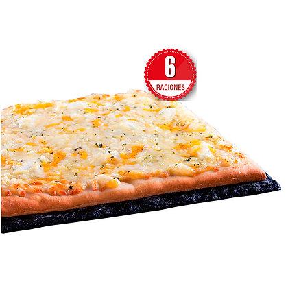 Pizza 4 Quesos Familiar (500 g)