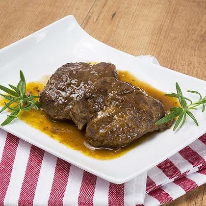 Carrillada de Cerdo (sin Hueso) (1 kg aprox.)
