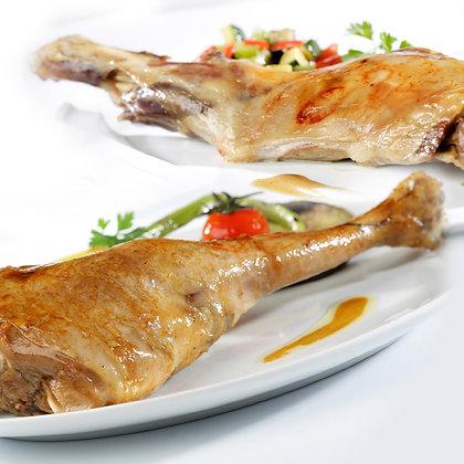 Pierna y Paletilla de Cordero Lechal (1 kg aprox.)