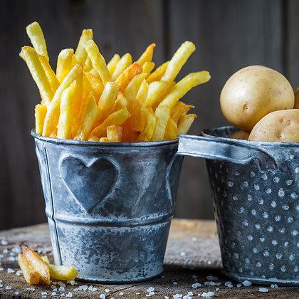 Patatas Corte Grueso (1 kg)