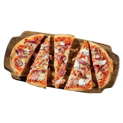 Pizza Gourmet Forno a Legna Pancetta e Crema al Tartufo (400 g)