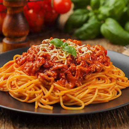 Espaguetis a la Boloñesa (350 g)