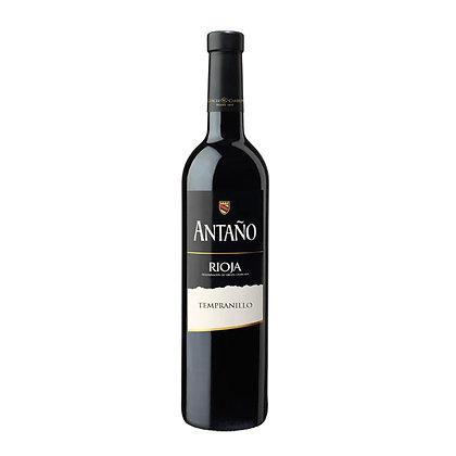 Vino Tinto Joven Antaño (D.O. Rioja)