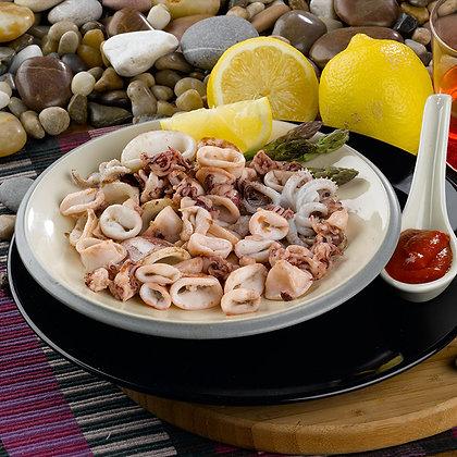 Chipirón Limpio y Troceado (800 g)