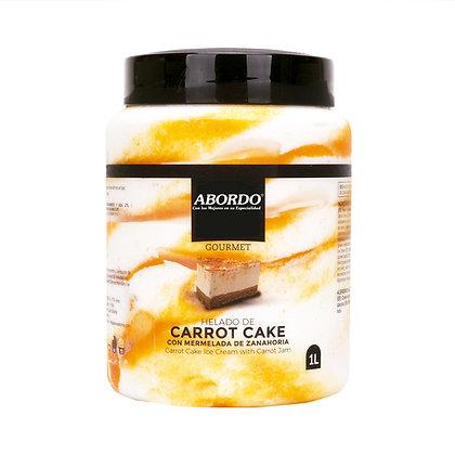 Helado Carrot Cake con Mermelada de Zanahorias (1 L)