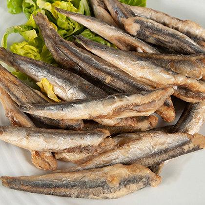 Boquerones Enharinados (300 g)